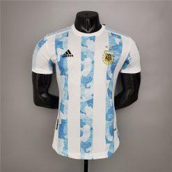 لباس اول آرژانتین 2021 ورژن بازیکن