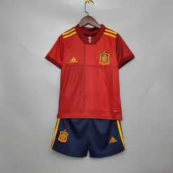لباس بچگانه اسپانیا یورو 2020 کیت اول