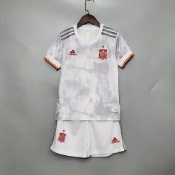 خرید لباس بچگانه اسپانیا یورو 2020 کیت دوم
