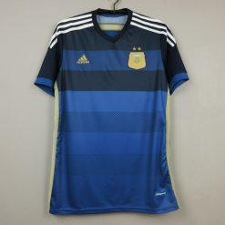 لباس دوم آرژانتین جام جهانی 2014