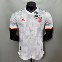 لباس دوم اسپانیا یورو 2020 ورژن بازیکن
