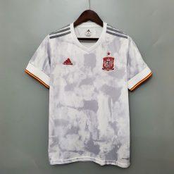 لباس دوم اسپانیا یورو 2020 ورژن هوادار