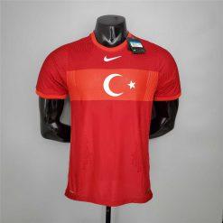 لباس دوم ترکیه یورو 2020 ورژن بازیکن