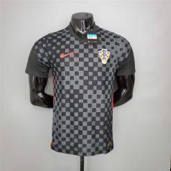 لباس دوم کرواسی یورو 2020 ورژن بازیکن