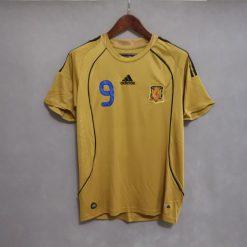 لباس کلاسیک اسپانیا یورو 2008 کیت دوم