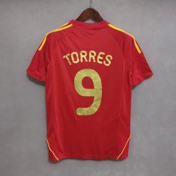 لباس کلاسیک اسپانیا یورو 2008
