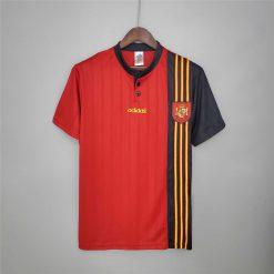 لباس کلاسیک اسپانیا 1996