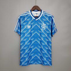 لباس کلاسیک هلند 1988 کیت دوم