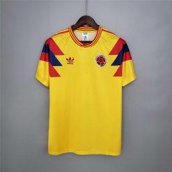 لباس کلاسیک کلمبیا جام جهانی 1990