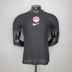 لباس تمرینی پاریسن ژرمن مشکی ورژن بازیکن