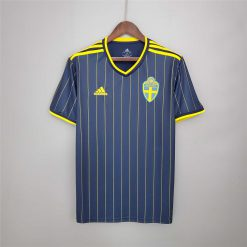 لباس دوم سوئد یورو 2020 ورژن هوادار