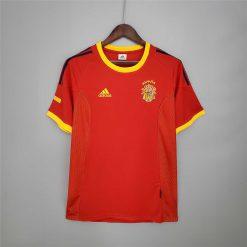 لباس کلاسیک اسپانیا 2002