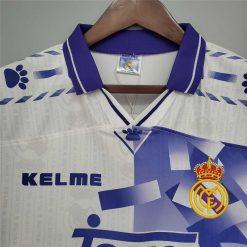 لباس کلاسیک رئال مادرید 97-1996 کیت سوم
