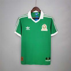 لباس کلاسیک مکزیک جام جهانی 1986