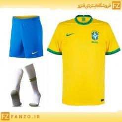 کیت اول برزیل 21-2020