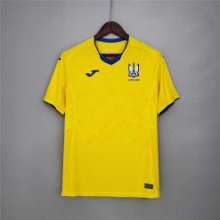 خرید لباس اول اوکراین یورو 2020 ورژن هوادار