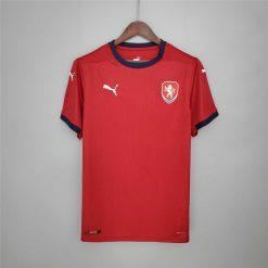 خرید لباس اول جمهوری چک یورو 2020 ورژن هوادار