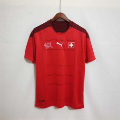 خرید لباس اول سوئیس یورو 2020 ورژن هوادار