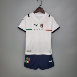 لباس بچگانه ایتالیا یورو 2020 کیت دوم