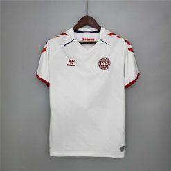 لباس دوم دانمارک یورو 2020 ورژن هوادار