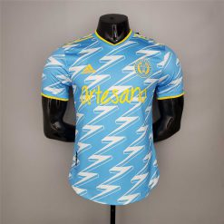 لباس دوم فیلادلفیا 2021 ورژن بازیکن