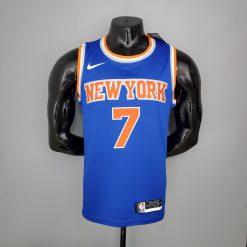 لباس کلاسیک نیویورک نیکس آبی