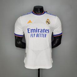لباس اول رئال مادرید 22-2021 ورژن بازیکن