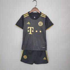 لباس بچگانه بایرن مونیخ 2022-2021 کیت دوم