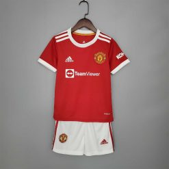 لباس بچگانه منچستر یونایتد 2022-2021 کیت اول
