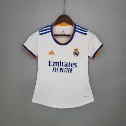 لباس دخترانه رئال مادرید 22-2021 کیت اول