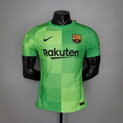 لباس دروازه بانی بارسلونا 2022-2021 ورژن بازیکن