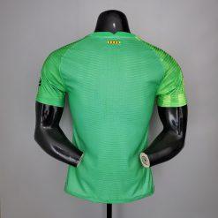 لباس دروازه بانی بارسلونا 2022-2021 ورژن بازیکن (11)