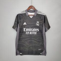 لباس دروازه بانی رئال مادرید 2022-2021 ورژن هوادار