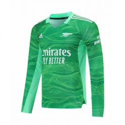 لباس دوازه بانی آرسنال 2022-2021 آستین بلند
