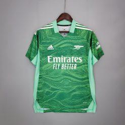 لباس دوازه بانی آرسنال 2022-2021 ورژن هوادار