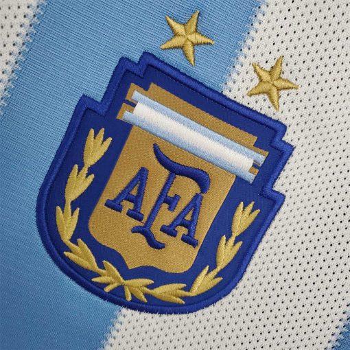 لباس کلاسیک آرژانتین جام جهانی 2010