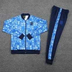 گرمکن شلوار کلاسیک انگلیس 1990 آبی