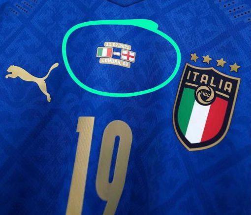 لباس فینال ایتالیا یورو 2020